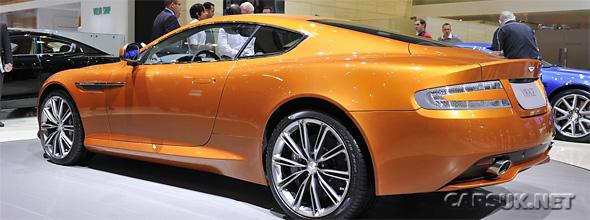Aston Martin Virage Geneva