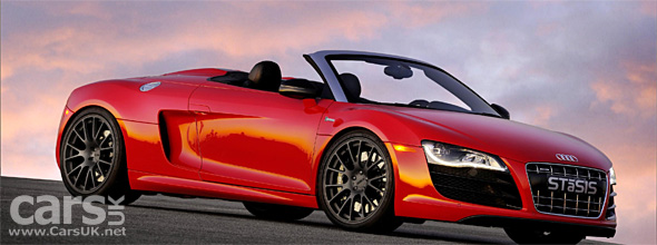 STaSIS Engineering offer Challenge Extreme Edition for Audi R8 V10