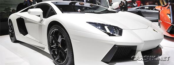 Lamborghini Aventador LP700-4 Geneva