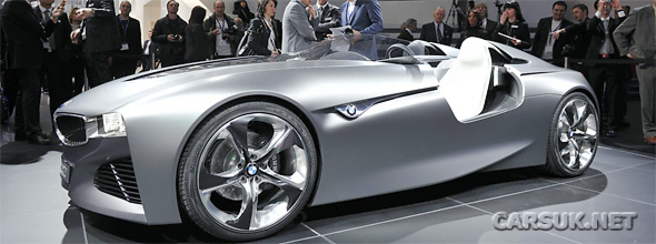 BMW Vision ConnectedDrive at Geneva