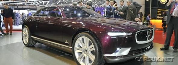 The Bertone B99 Jaguar Concept