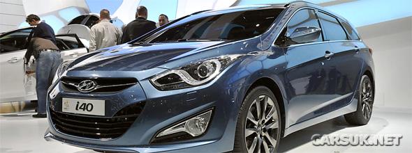 Hyundai i40 Estate Geneva