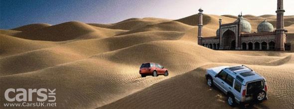 Land Rover Freelander India