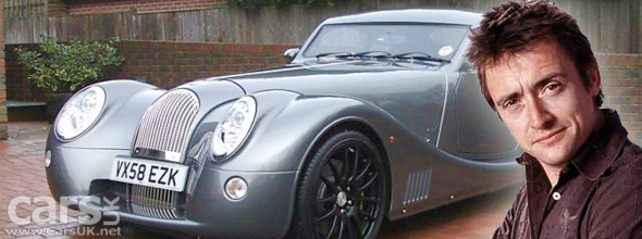Richard Hammond's Morgan Aeromax