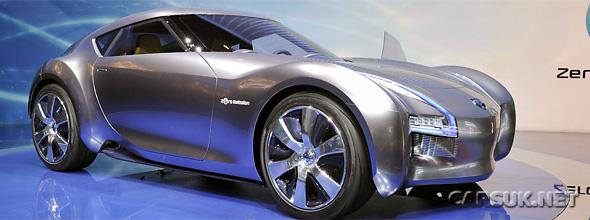 Nissan ESFLOW EV