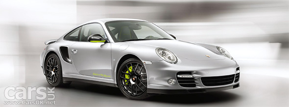 Porsche 911 Turbo S 'Edition 918 Spyder'