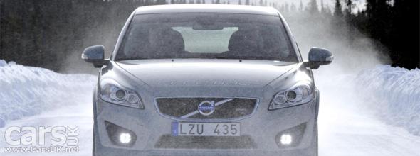 Volvo C30 BEV testing