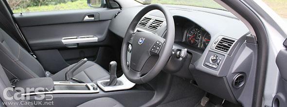 Volvo S40 DRIVe Interior