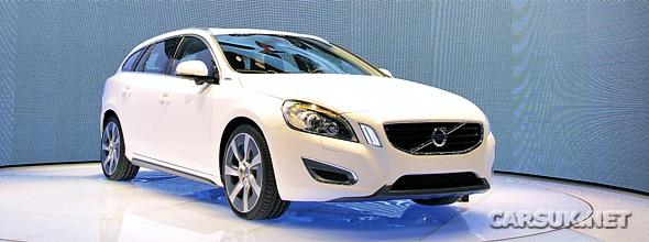 Volvo V60 Diesel Plug-in Hybrid Geneva