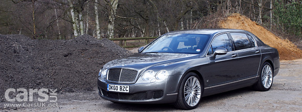 Bentley Continental Flying Spur Speed Review & Road Test
