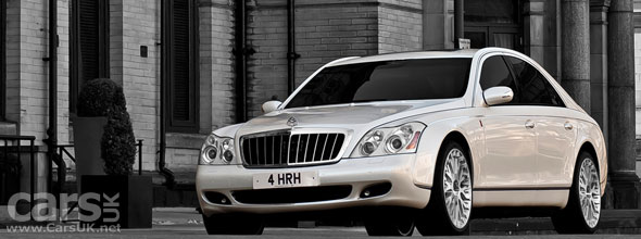 Project Kahn Royal Wedding Maybach 57