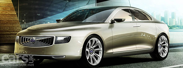 Volvo Concept Universe - a new big Volvo - revealed in Shanghai
