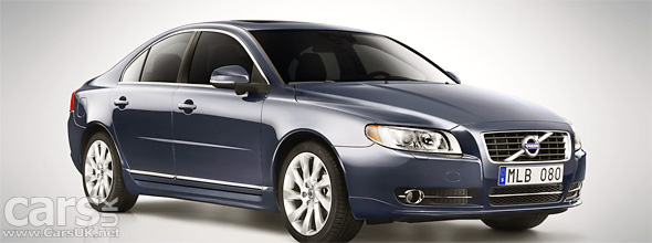 2011 Volvo S80 Facelift - XC70 and V70 also get updated