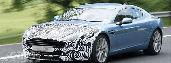 Aston Martin Rapide S with DBS engine and suspension