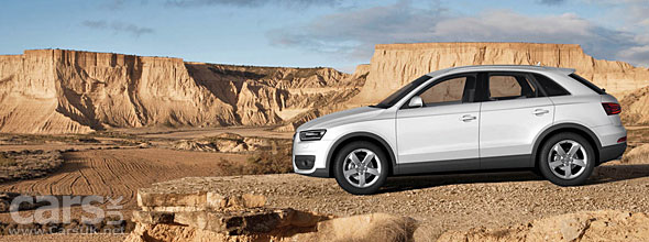 Audi Q3 UK Price and Specifications revealed