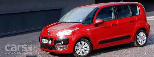 Citroen are recalling over 20,000 C3 Picasso to fix brakes Brake