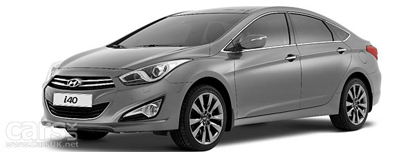 hyundai i40 saloon that 39 s the euro version finally arrives. Black Bedroom Furniture Sets. Home Design Ideas