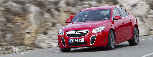 Vauxhall launches unlimited option for the Insignia VXR