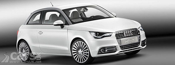 Audi are taking to Mazda about a Wankel Rotary engine for the Audi A1 e-Tron