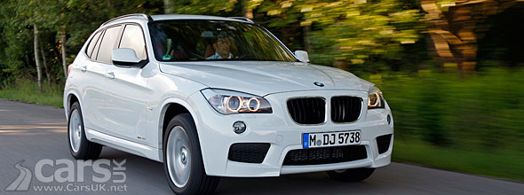 BMW X1 sDrive20d BlueEfficiency