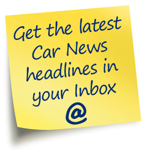 Latest Car news in your Inbox