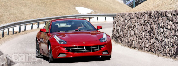 The Ferrari FF will debut at Goodwood Festival of Speed 2011