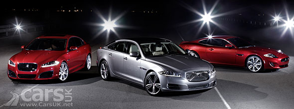 2012 Jaguar Range - new XJ, XF and XK