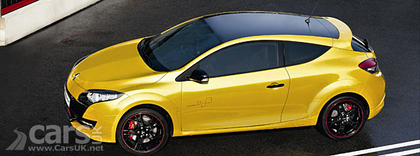 Megane Renaultsport 265 Trophy with 15bhp for £4k more