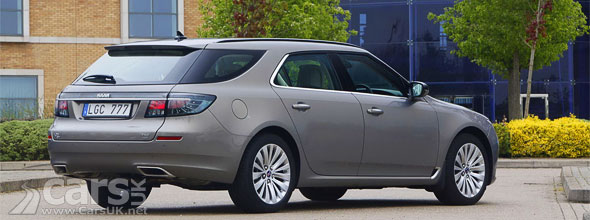 2012 Saab 9-5 Sportwagon & Saloon price and models