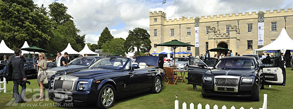 Salon Prive 2011 Review