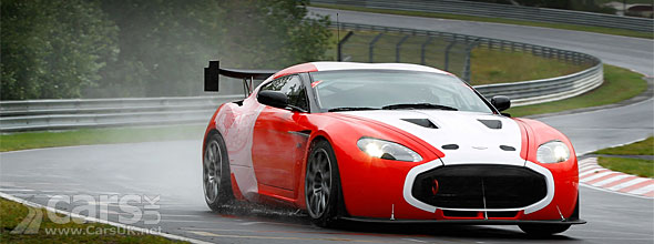 Aston Martin V12 Zagato Production