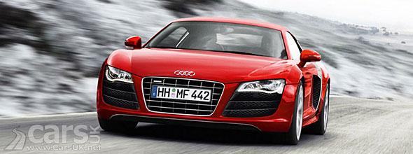 2012 Audi R8 Facelift