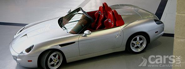 Ferrari 550 GTZ