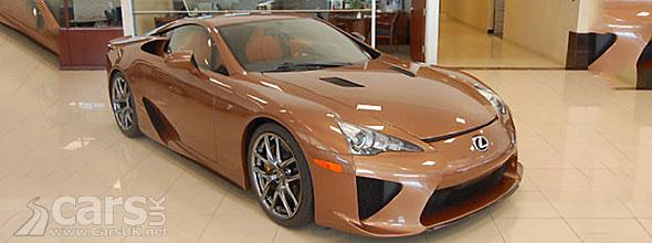 Lexus Lfa For Sale On Ebay