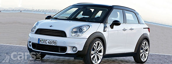 New 2013 MINI Traveller