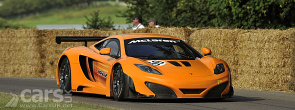 McLaren MP4-12C GT3 Goodwood FoS