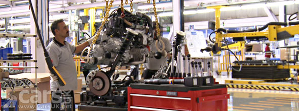 Tata & Jaguar Land Rover to build their own engines