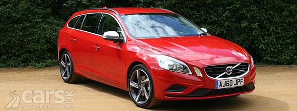 volvo v60 d3 r-design review & road test (2011)