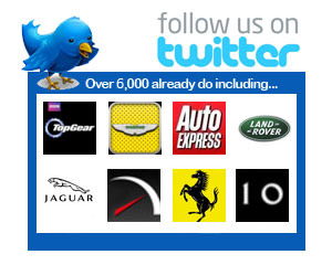 Follow Cars UK on Twitter