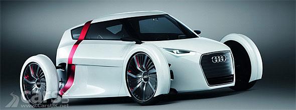 Audi Urban Concept Photo