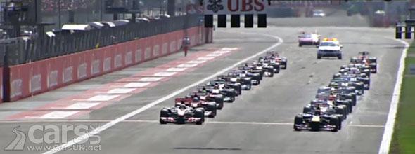Italian Grand Prix 2011
