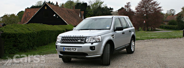 Land Rover Freelander 2 eD4 HSE Review Exterior