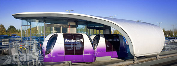 Heathrow Pod