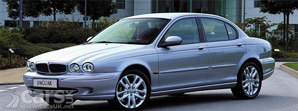 Jaguar X-Type Recall