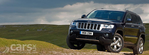 Jeep Grand Cherokee 8-Speed ZF Gearbox