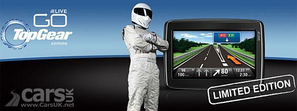 Top Gear Clarkson TomTom SatNav