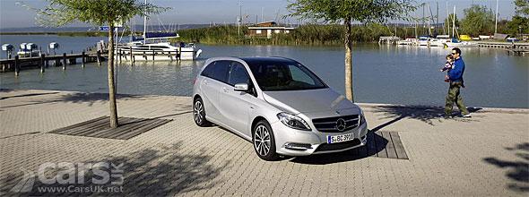 New Mercedes B-Class (2012)