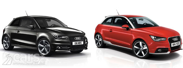 Audi has revealed the A1 Black Edition and A1 Contrast Edition plus a new 143PS 2.0-litre TDI engine