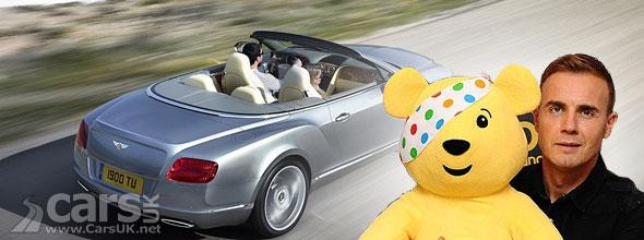 2012 Bentley Continental GTC Children in Need