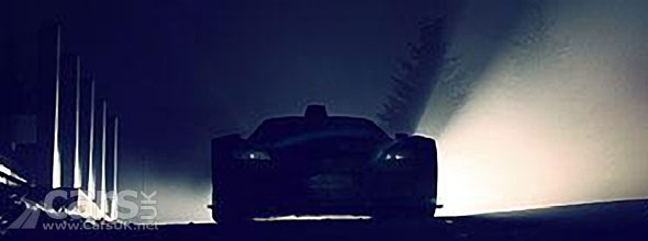 Gumpert tease new car